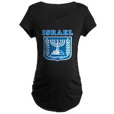 Israel Coat Of Arms Designs T-Shirt