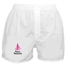 BikeChick Pedal Princess Boxer Shorts