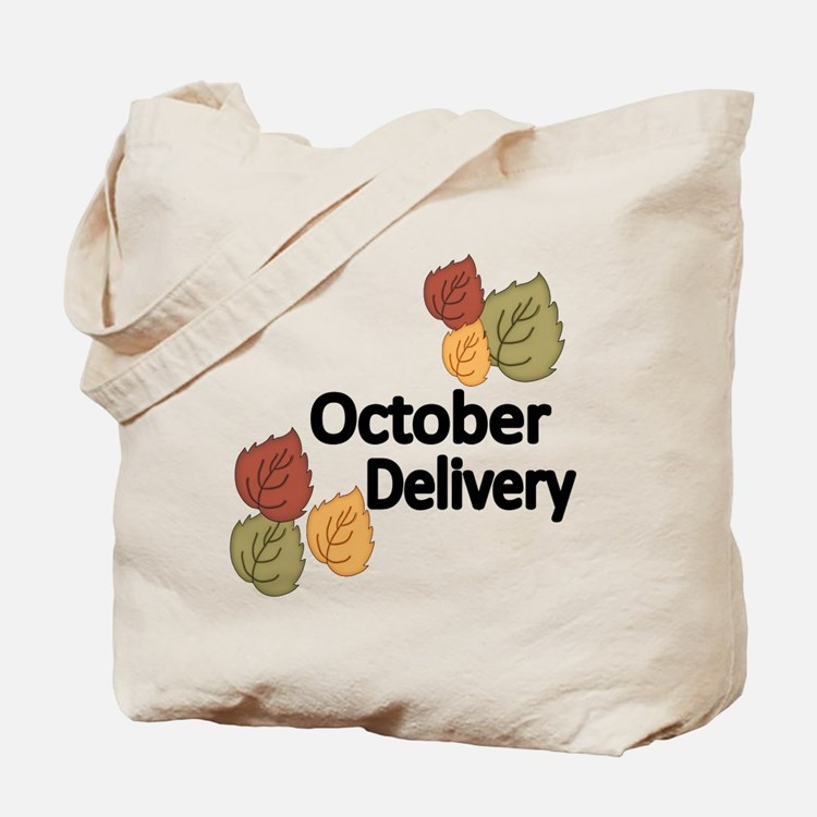 OCTOBER DELIVERY Tote Bag