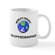 World's Coolest Cryptographer Mug
