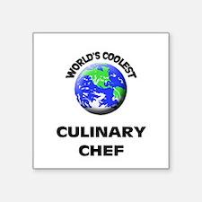 World's Coolest Culinary Cooks Sticker