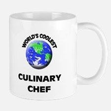 World's Coolest Culinary Cooks Mug