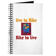 Live to Bike Journal