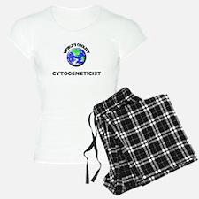 World's Coolest Cytogeneticist Pajamas