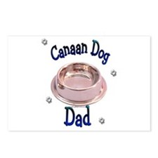 Canaan Dad Postcards (Package of 8)