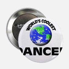 "World's Coolest Dancer 2.25"" Button"