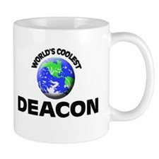 World's Coolest Deacon Mug