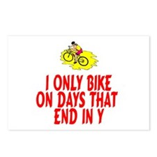 BikeChick Days Postcards (Package of 8)