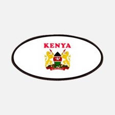 Kenya Coat Of Arms Designs Patches