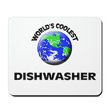 World's Coolest Dishwasher Mousepad