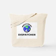 World's Coolest Dispatcher Tote Bag