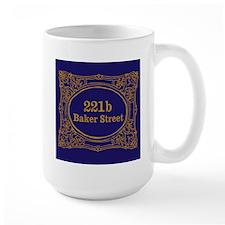 221b Baker St Mug