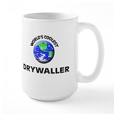 World's Coolest Drywaller Mug