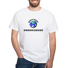 World's Coolest Embroiderer T-Shirt