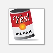 yes we can! Sticker