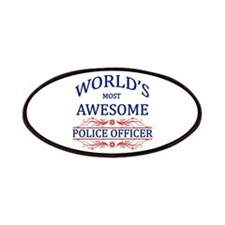 World's Most Awesome Police Officer Patches