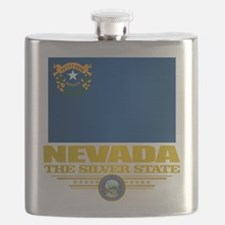Nevada Pride Flask