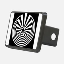 Radial Labyrinth Hitch Cover