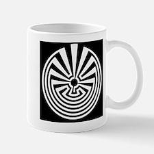 Radial Labyrinth Mug