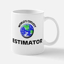 World's Coolest Estimator Mug