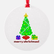bit christmas Ornament