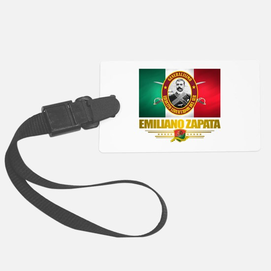 Emiliano Zapata Luggage Tag