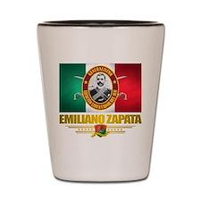 Emiliano Zapata Shot Glass