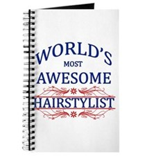 World's Most Awesome Hairstylist Journal