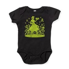 Housewife With Poison Cupcakes Baby Bodysuit