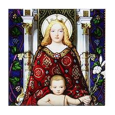 Madonna & Child Tile Coaster