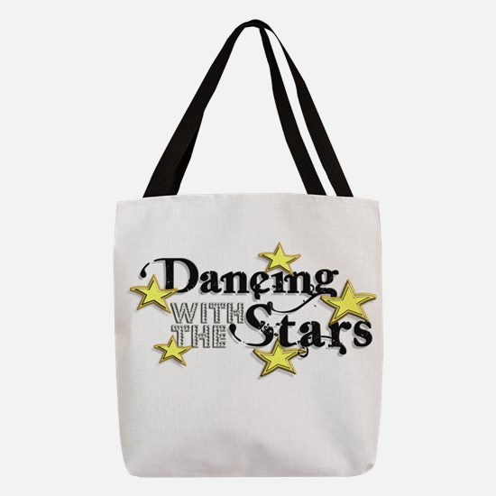 Dancing with the Stars Polyester Tote Bag