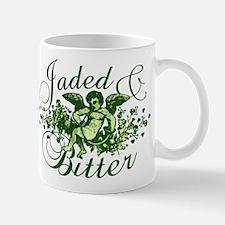 Jaded And Bitter Cherub Mug