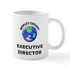 World's Coolest Executive Director Mug