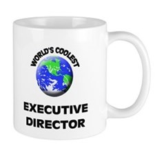 World's Coolest Executive Director Small Mug