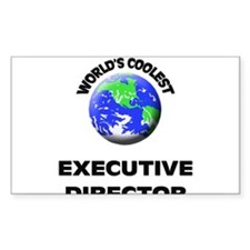 World's Coolest Executive Director Decal