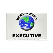 World's Coolest Executive Director Rectangle Magne