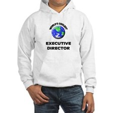 World's Coolest Executive Director Hoodie