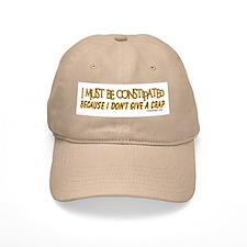 Don't Give a Crap! Baseball Cap
