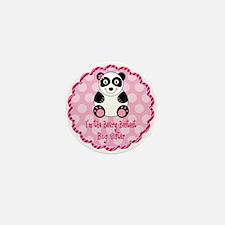 Panda Big Sister Mini Button (10 pack)