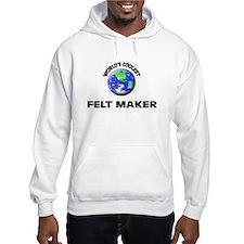 World's Coolest Felt Maker Hoodie