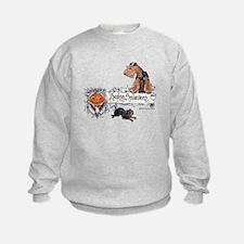 Welsh Terrier Halloween Sweatshirt