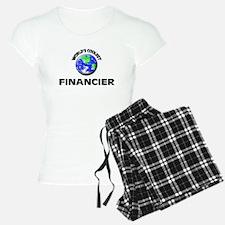 World's Coolest Financier Pajamas