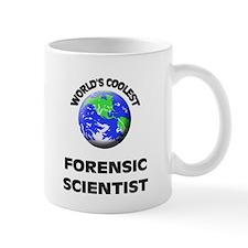 World's Coolest Forensic Scientist Mug
