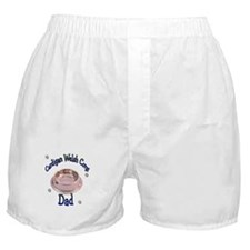 Cardigan Dad Boxer Shorts