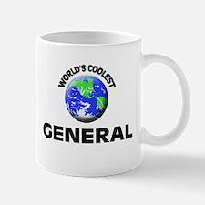 World's Coolest General Mug