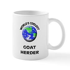 World's Coolest Goat Herder Mug