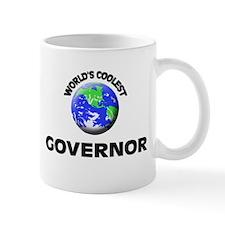 World's Coolest Governor Mug