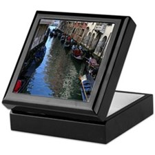 Venice Canal Keepsake Box