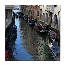 Venice Canal Tile Coaster