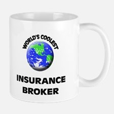 World's Coolest Insurance Broker Mug